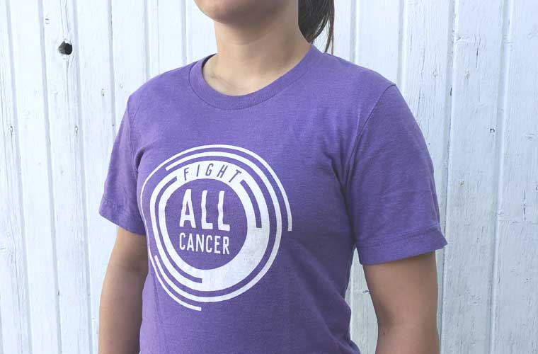 Fight all cancer shirt