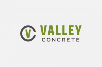 Valley Concrete logo
