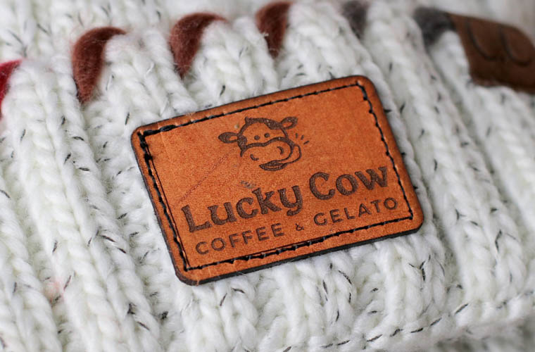 Lucky Cow hat